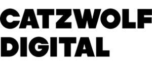 Catzwolf digital логотип